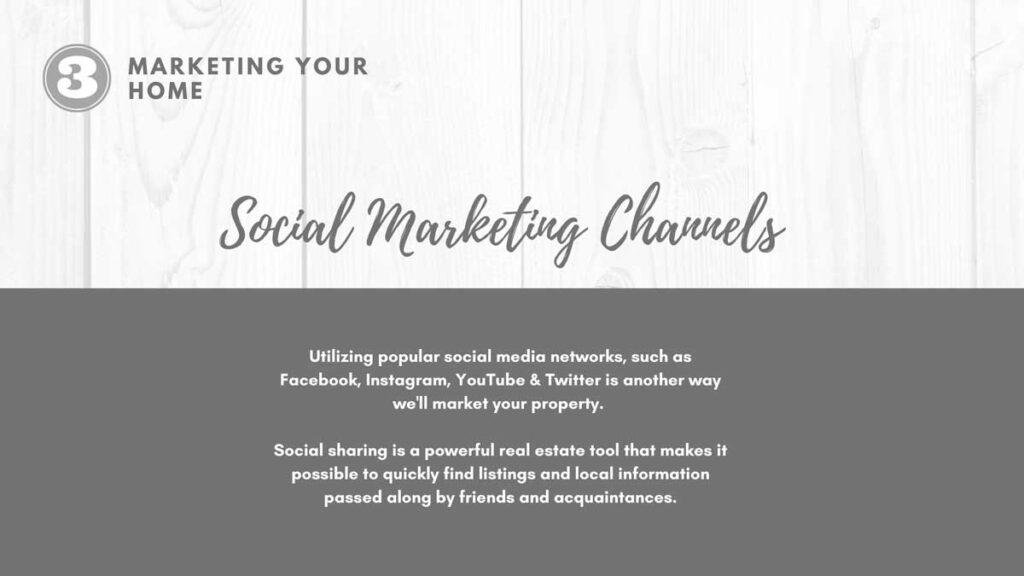 Social Marketing for Sellers