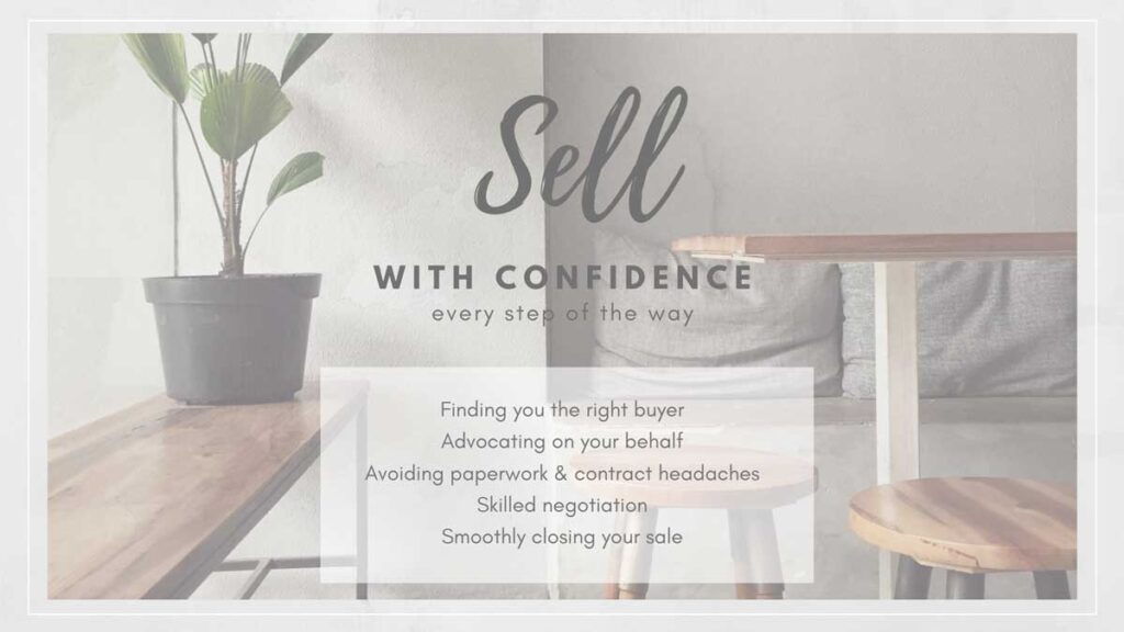 Sell with Confidence