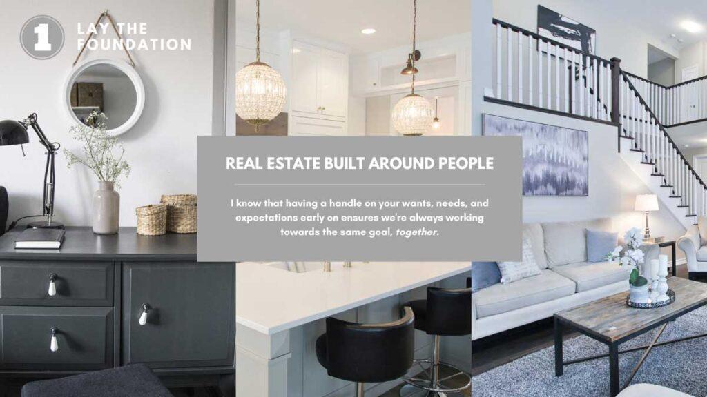 Real Estate Built Around People