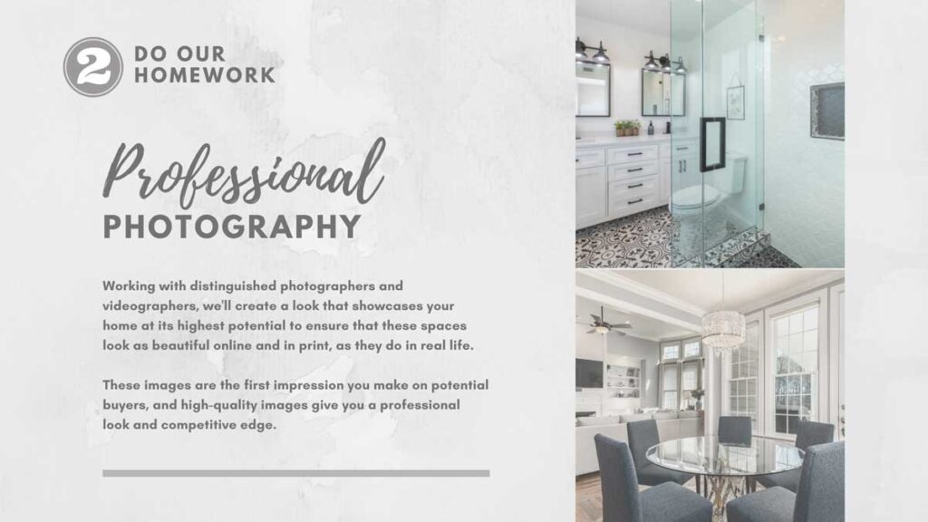 Professional Photography for Sellers