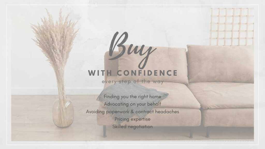 Buying a home with Confidence